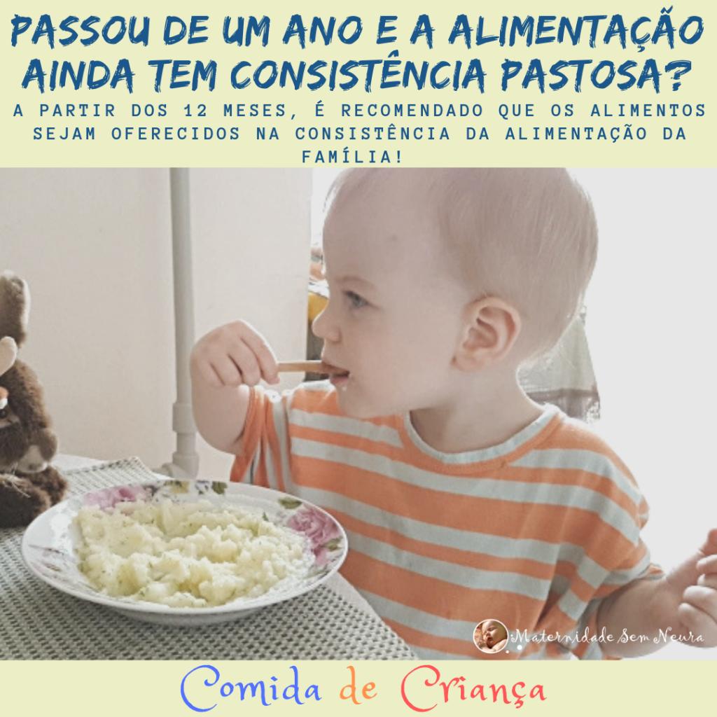 Comida de Criança